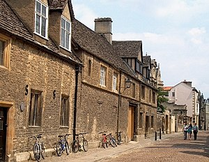 Merton Street - Merton Street, Oxford