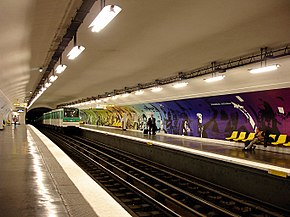 Metro de Paris - Ligne 12 - Assemblee Nationale 02.jpg