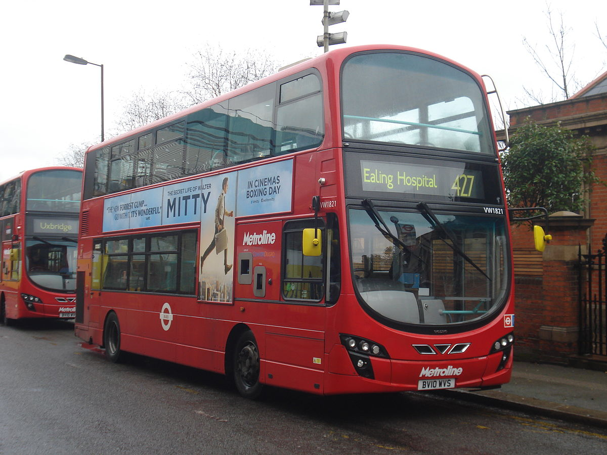 london buses route 427 - wikipedia