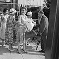 Mevrouw Ben Goerion op Floriade, Bestanddeelnr 911-3601.jpg