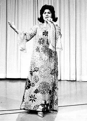 La Prieta Linda - Image: Mexican singer La Prieta Linda