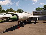 MiG-21PF Fishbed D, Czech air force 0308 pic2.JPG