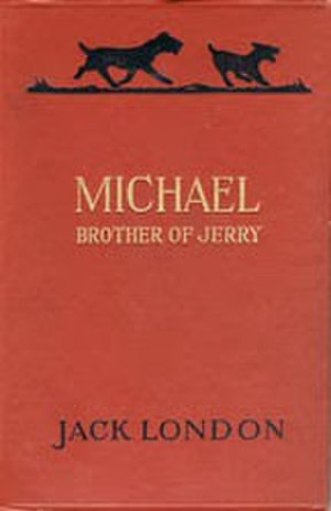 Michael, Brother of Jerry - Image: Michael, Brother of Jerry book cover