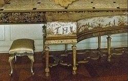 Berlin Charlottenburg palotájának feltárása