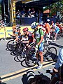Michael Rogers, David Zabriskie, Levi Leipheimer and Peter Sagan Lined Up.jpg