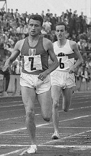 Michel Jazy French runner