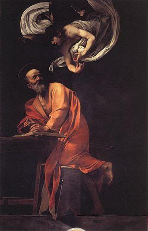 Michelangelo Merisi da Caravaggio - The Inspir...