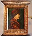 Michele giambono, ritratto detto il principe moscovita, 1450-60 ca. 01.JPG