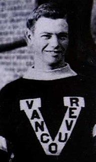 Mickey MacKay Canadian ice hockey player