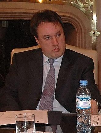 Miguel Gustavo Peirano - Image: Miguel Peirano cropped