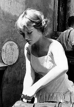Mijanou Bardot - Mijanou Bardot in 1958