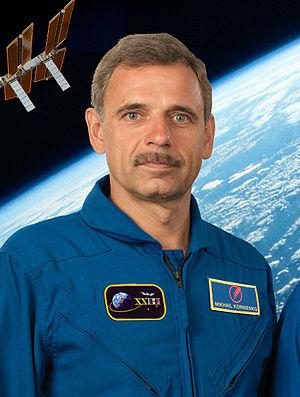 Mikhail Kornienko - Image: Mikhail Korniyenko cropped