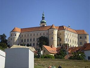 Mikulov - Mikulov Castle