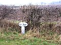 Mile post - geograph.org.uk - 338365.jpg