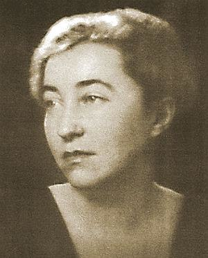 Milena Rudnytska - Image: Milena Rudnycka
