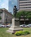 Miles Morgan statue - panoramio.jpg