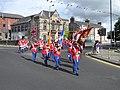 Mini parade, Omagh (02) - geograph.org.uk - 1397791.jpg