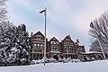 Minnesota Governor's Residence Mansion in Winter - St. Paul (38671253320).jpg