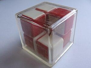 Minus Cube - The Minus Cube puzzle