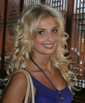 Miss Russia - Tatiana Kotova Miss Russia 2007