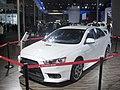 Mitsubishi Lancer Evolution X CN-Spec in the 10th Guangzhou Autoshow 01.jpg