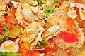 Mmm...seafood soup (4585229986).jpg