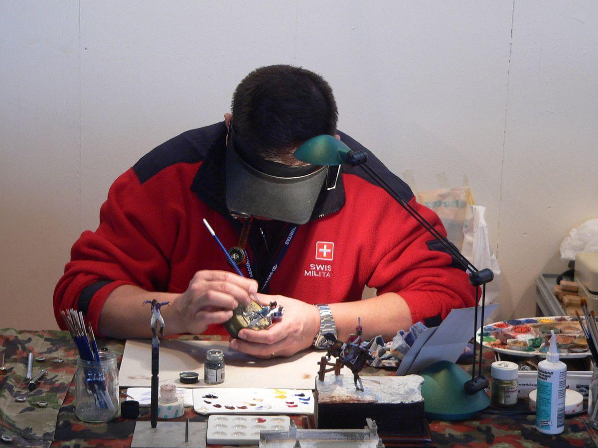 Model building - Wikipedia