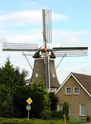 De Arend, Coevorden - Image: Molen Coevorden