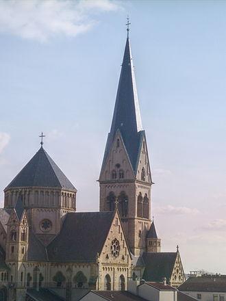 Ludwig Becker (architect) - St. Joseph in Montigny-lès-Metz