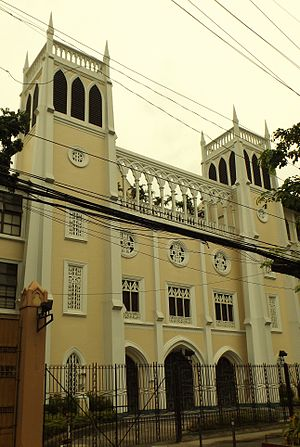 Our Lady of Montserrat Abbey (Manila) - Image: Montserrat, Manila 18