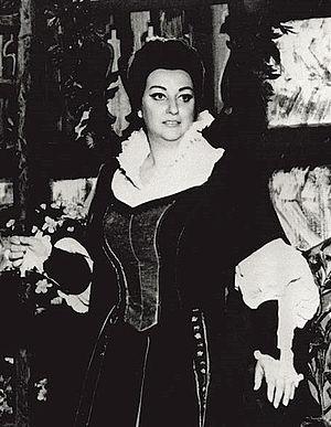 Montserrat Caballé - Caballé in 1969
