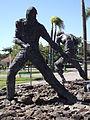 Monumento aos Imigrantes (Praça Achyles Mincarone, Bento Gonçalves, Brasil) 04.JPG
