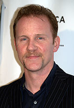 Morgan Spurlock at the Tribeca Film Festival