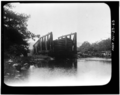 Morris Canal Boat at top of inclined plane from HABS.png