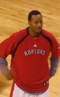 Morris Peterson American basketball player