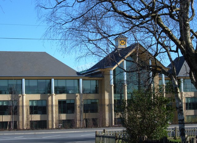 Morrisons HQ, Bradford - geograph.org.uk - 372718