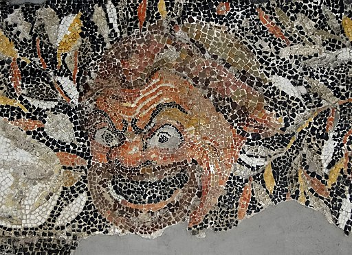 Mosaic from the Insula of the Jewellery 03