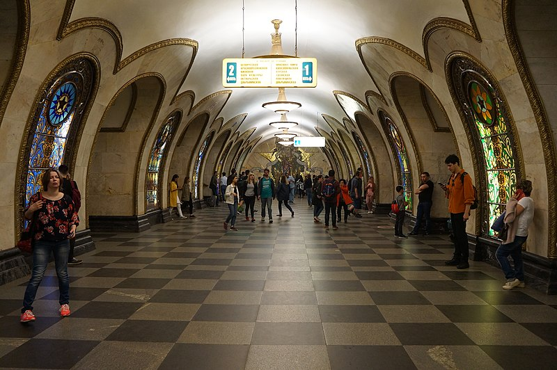 File:Moscou Novoslobodskaïa (3).JPG