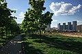Moscow, Khodynka Field, site of the future park (31225321441).jpg