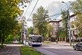 Moscow trolleybus 9357 2019-08 Tkatskaya ulitsa.jpg