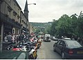 Motorbikes in Matlock bath - geograph.org.uk - 7168.jpg