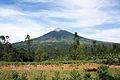 Mount Cikuray from Cisurupan.JPG