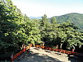 Mountains - Kurama-dera - Kyoto - DSC06634.JPG