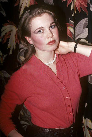 Martha Ladly - Martha Ladly in 1982 (during her time with The Associates)