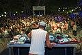 Mucha música y participación vecinal en el comienzo de las fiestas de La Paloma (02).jpg