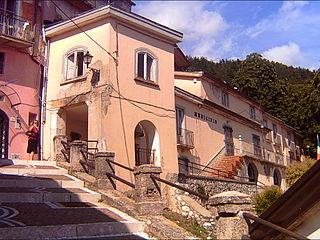 San Gregorio Matese Comune in Campania, Italy