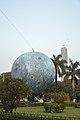 Museum Of The Moon Installation - Victoria Memorial Hall - Kolkata 2018-02-17 1321.JPG