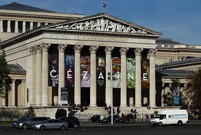 Musée des Beaux Arts de Budapest - Photo de Slaunger.