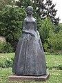 Muzeum Boženy Němcové - Božena Němcová statue.JPG