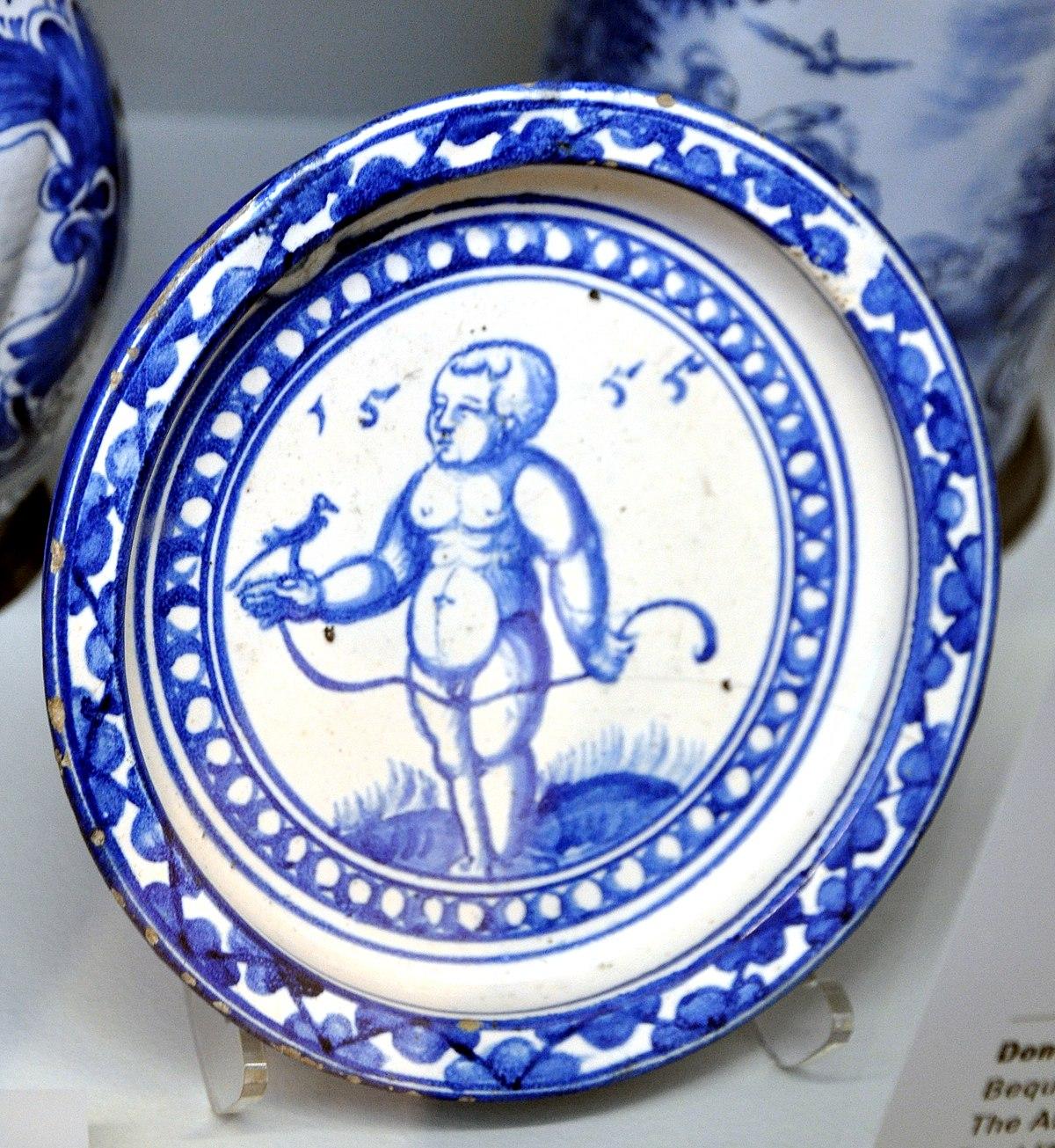 Unterschied Keramik Porzellan fayence